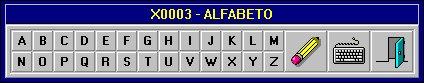Sia l 39 alfabeto che la tastiera servono ad impostare le - Finestra in sillabe ...